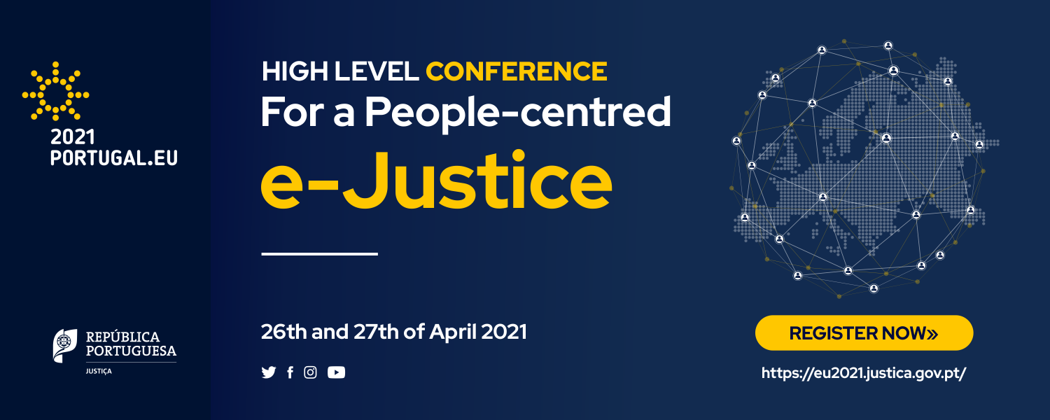 "High Level Conference ""For a People-centred e-Justice"""